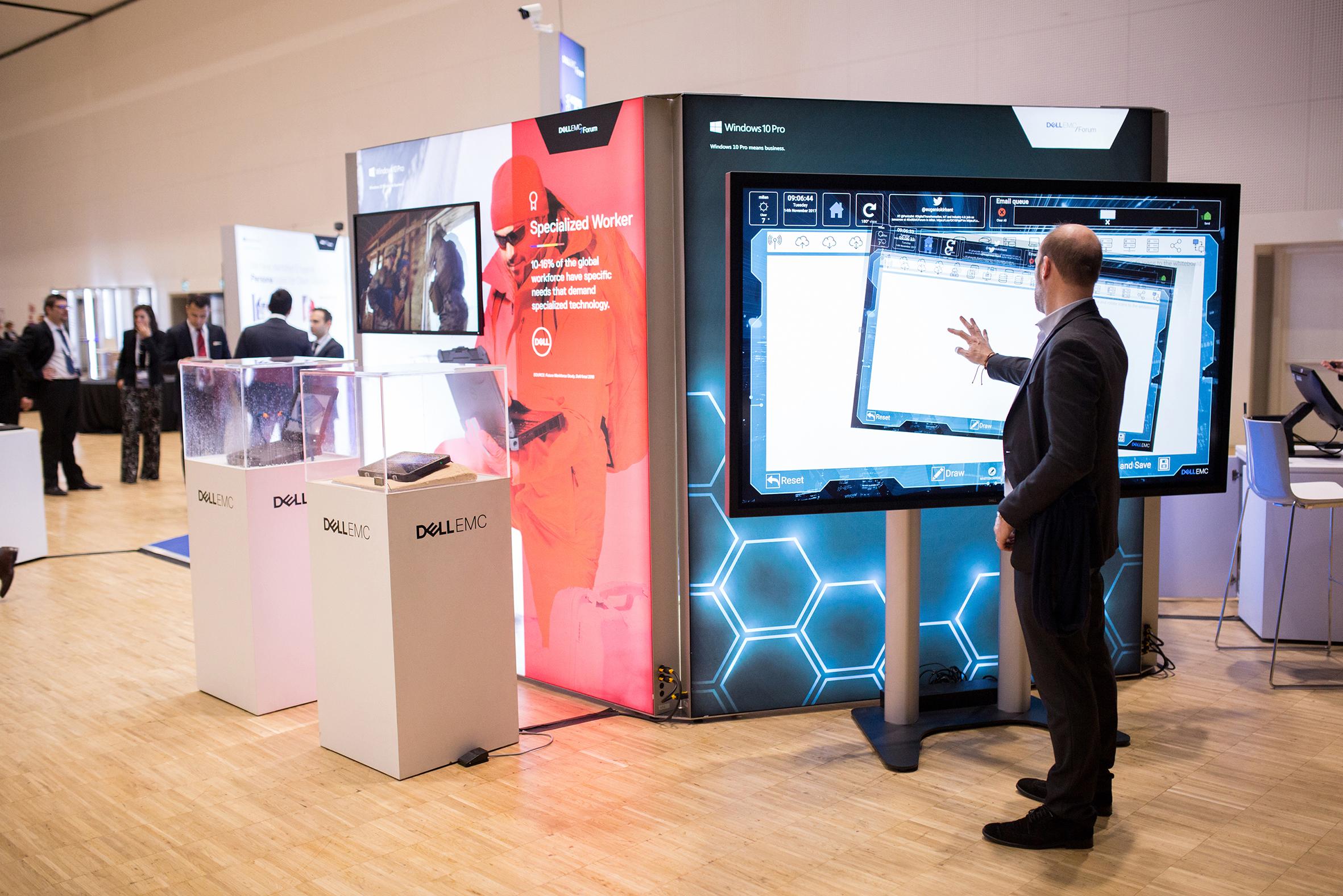 Esposizione Dell EMC Forum 2017