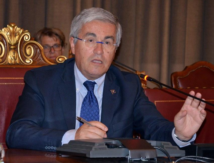 Pietro Fontanini, Presidente della Provincia di Udine