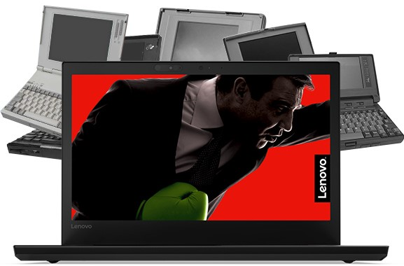 Lenovo celebra i 25 anni del ThinkPad
