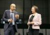 Luisa Arienti, Amministratore Delegato di SAP Italia e Ranieri Niccoli, Chief Manufacturing Officer, Member of the Management Board di Automobili Lamborghini