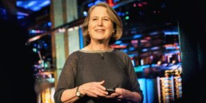 Diane Greene, Ceo di Google Cloud