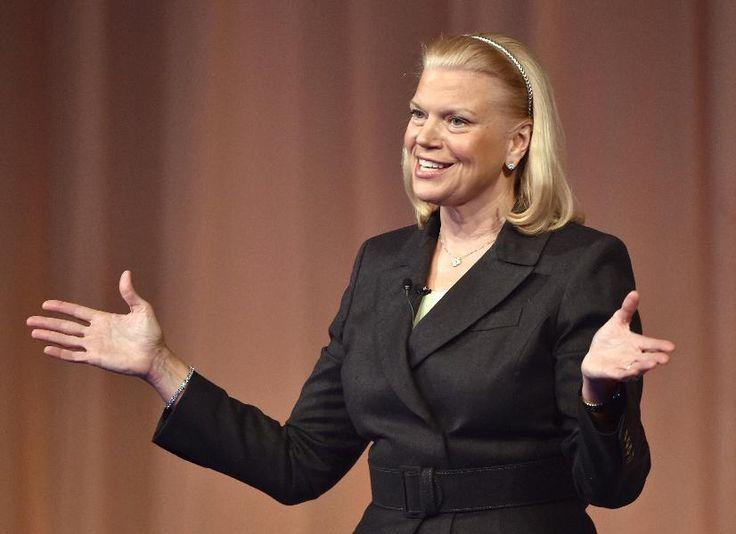 Ginni Rometty, Presidente e CEO di IBM