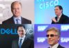I Ceo di CA Technologies, Cisco, Dell EMC e SAP