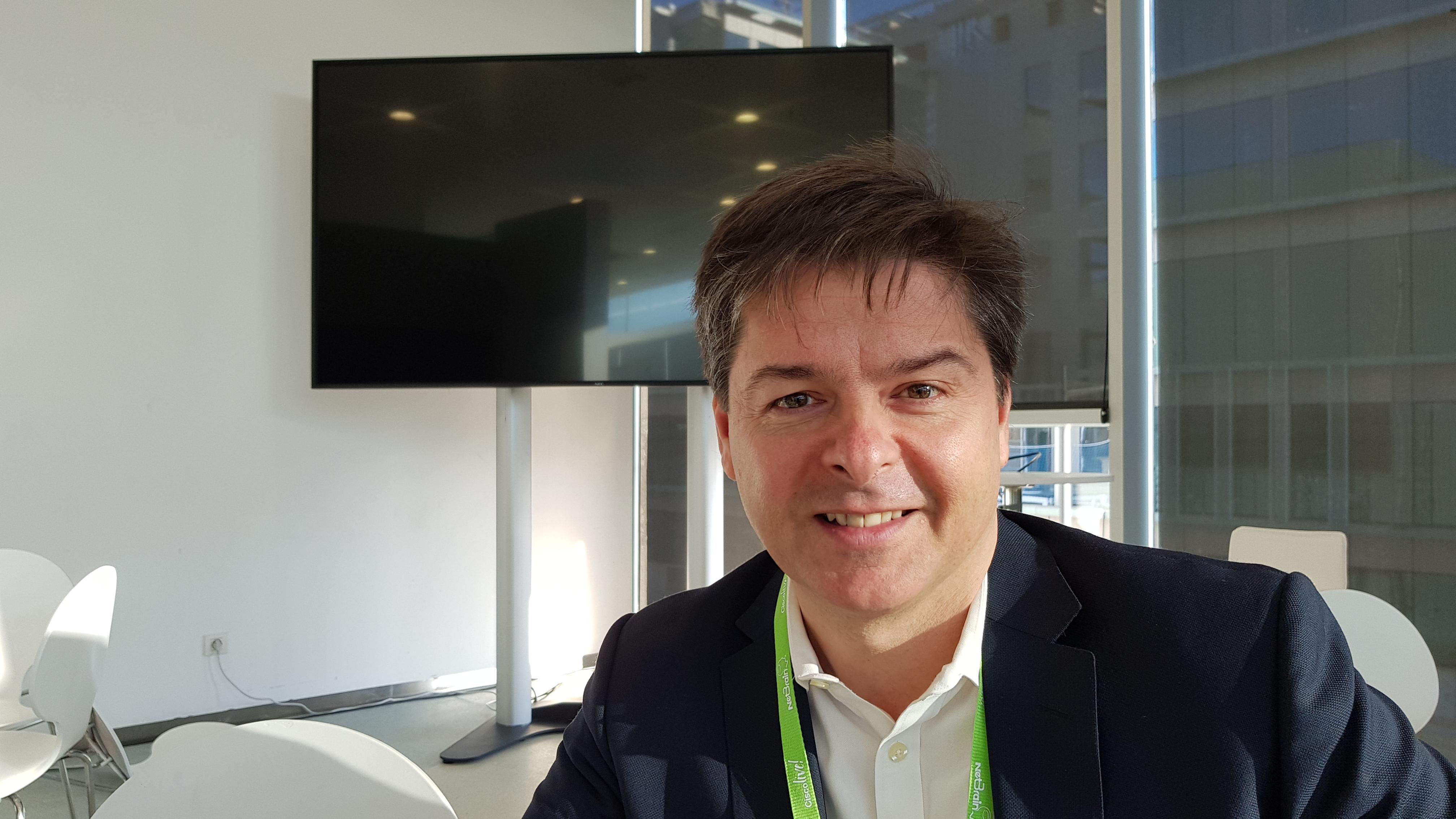 Fabio Gori, Sr. Director Cloud Solution Marketing di Cisco