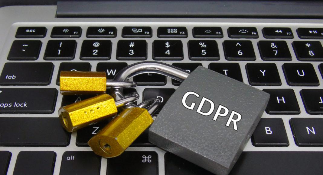Concetto di GDPR