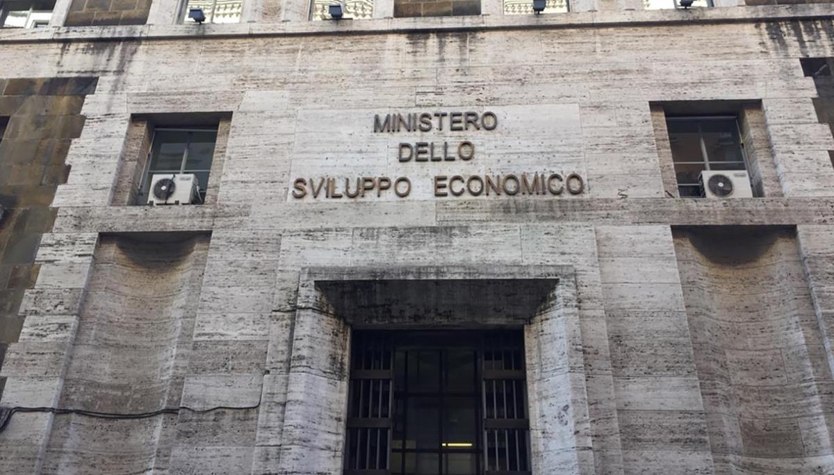 MISE - Palazzo del Ministero dello Sviluppo Economico