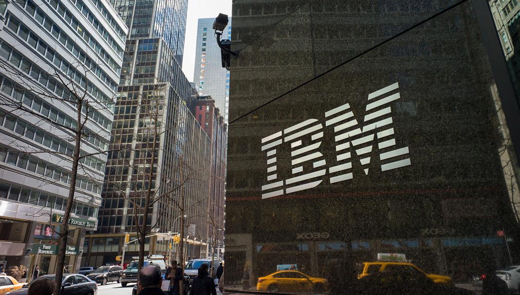 Sede di IBM a New York