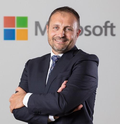 Dario Iovane, Windows, Devices and Security Business Group Lead di Microsoft Italia