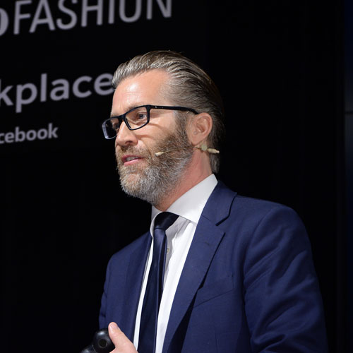 Hans Hoegstedt, CEO di Miroglio Fashion