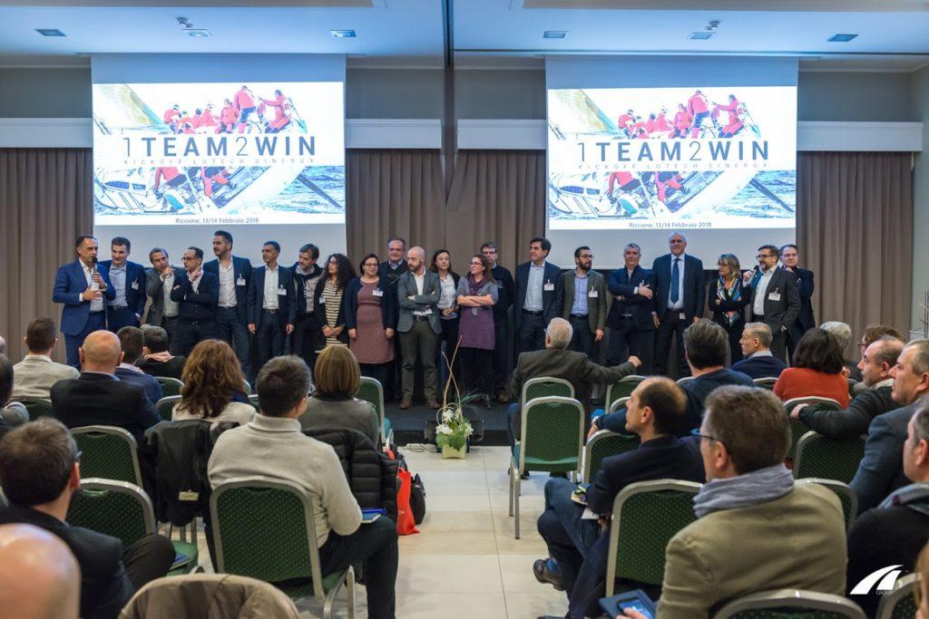 Plenaria Lutech Technology & Sinergy KickOff 2018