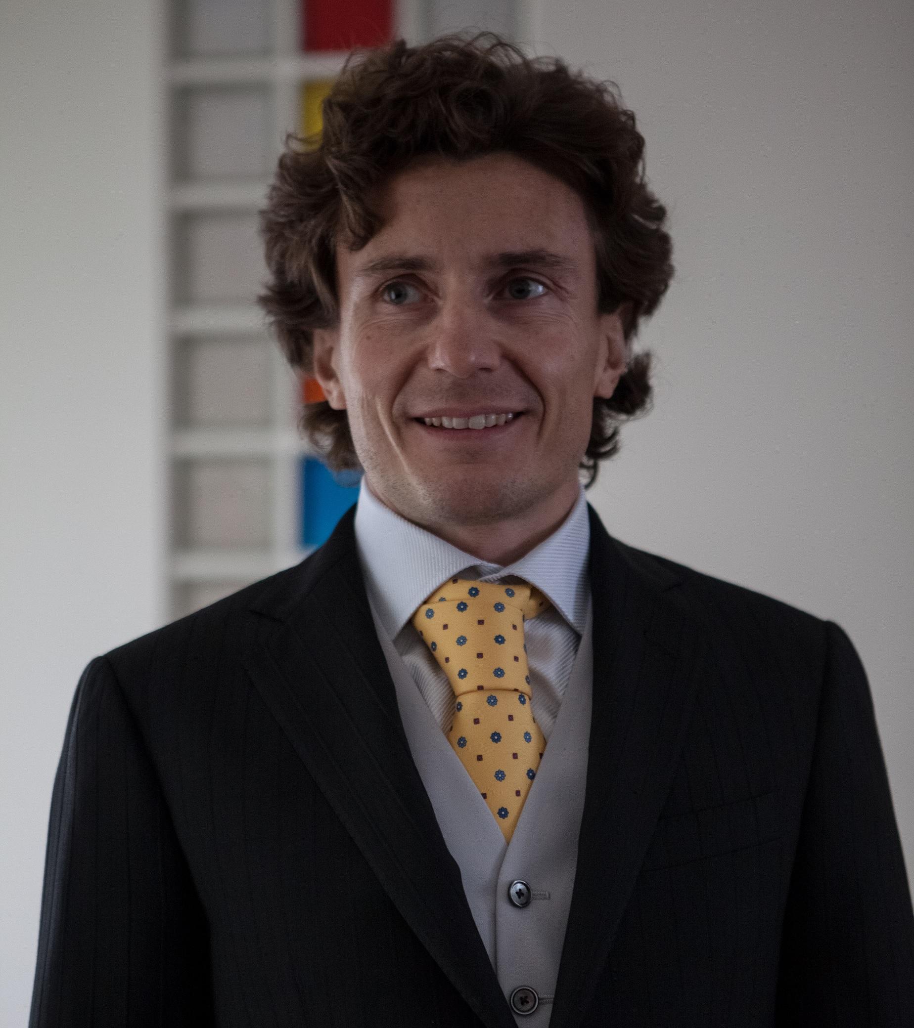 Robert Scapin, Senior Sales Director di Oracle