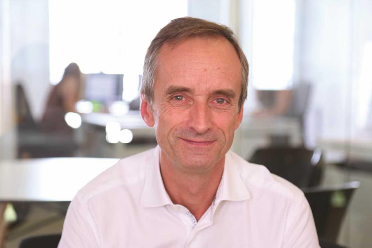 Jérôme Traisnel, CEO di SlimPay
