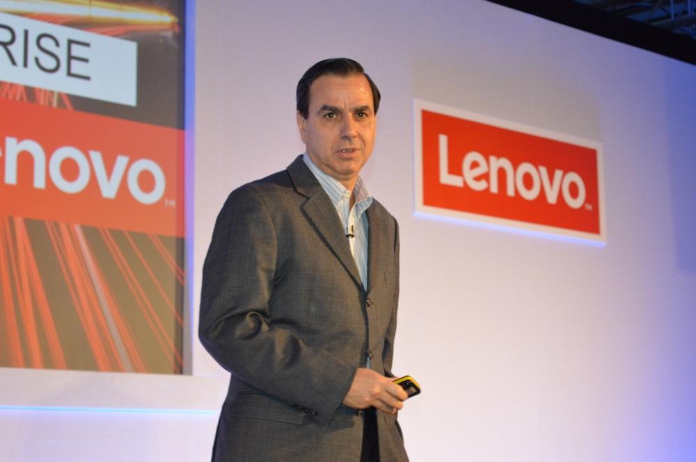 Wilfredo Sotolongo, Vice President, Enterprise Systems Sales di Lenovo