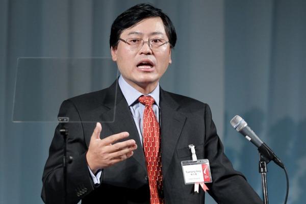 Yang Yuanqing, Chairman e CEO di Lenovo