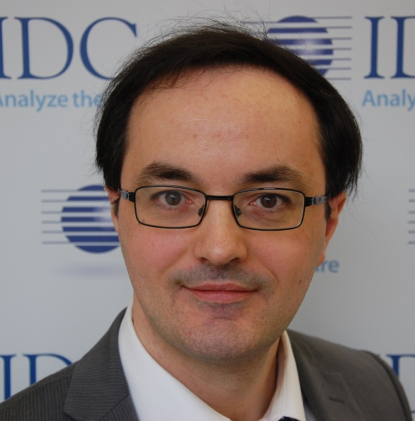 Giancarlo Vercellino, Research and Consulting Manager di IDC