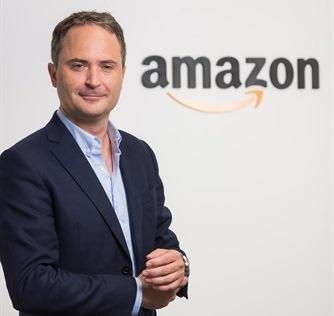 Francois Nuyts, President & Managing Director, Amazon Italy & Amazon Spain