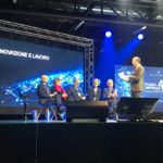"""Protagonisti sul palco dell'Evento """"Piano Impresa 4.0, Innovazione e competenze"""""""