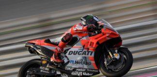 MotoGP 2018 Ducati NetApp