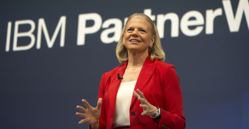 Ginni Rometty Amministratore delegato di IBM