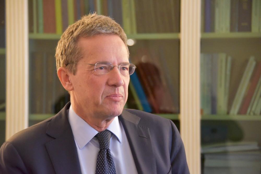 Luigi Casero, Viceministro dell'Economia e delle Finanze