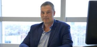 Morten Lehn, general manager di kaspersky