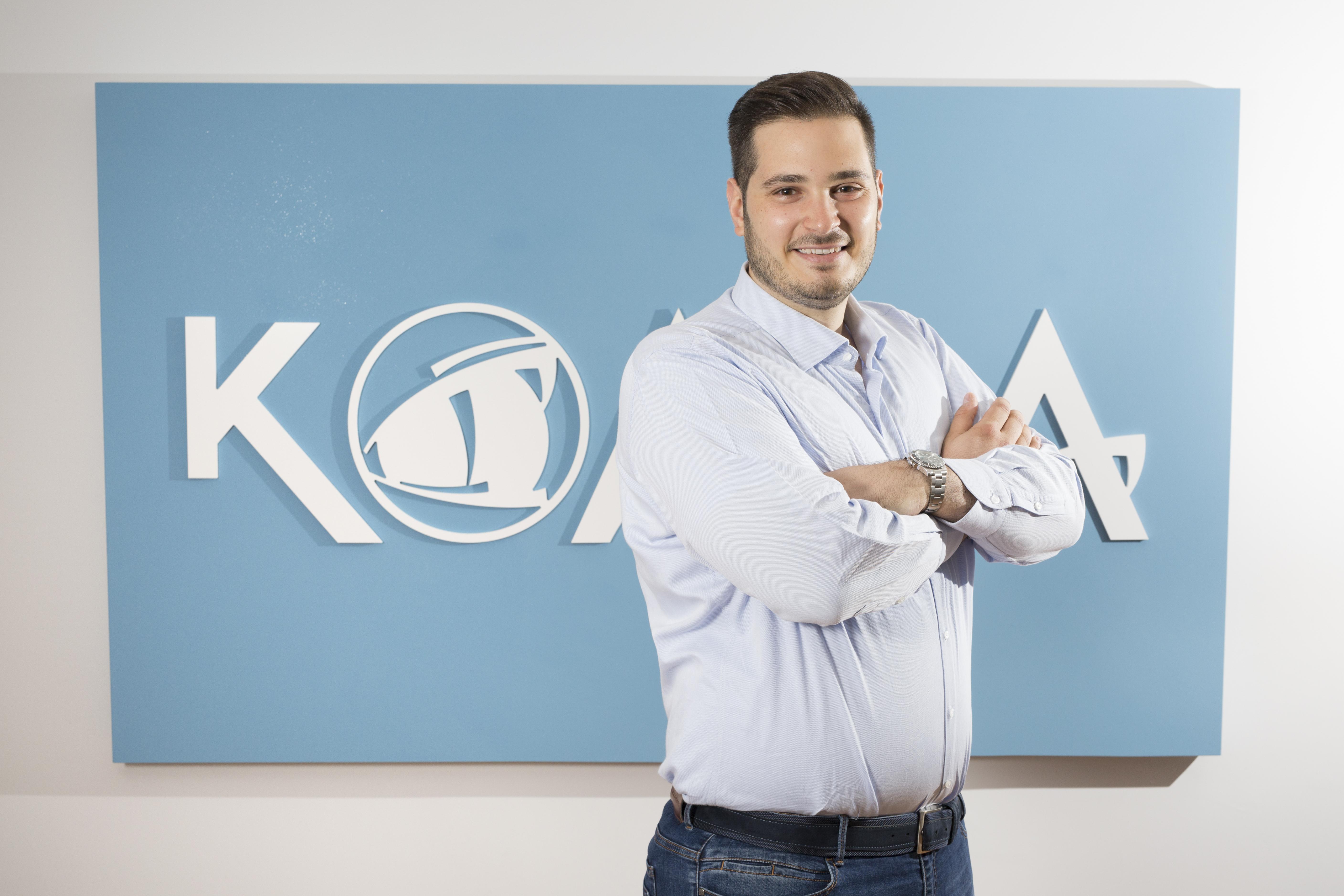 insurtech - Nicola Terracciano, Ceo e co-fondatore di Koala Broker