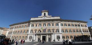 Elezioni 2018 - Palazzo Montecitorio