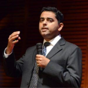 Sameer Sharma, Global General Manager of Smart Cities IoT Solutions di Intel