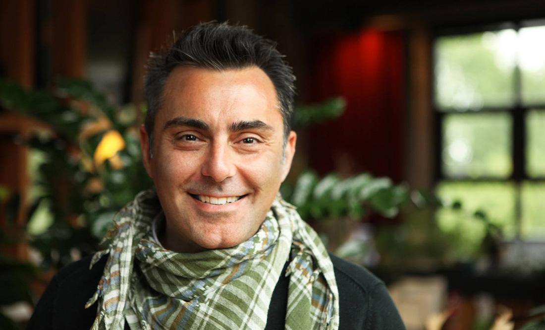 Filippo Spiezia, co-founder e direttore creativo dei Digital Design Days