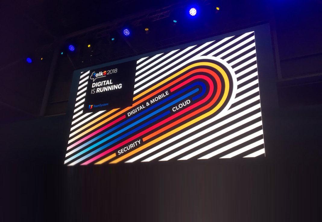 TalkS 2018: Digital Is Running