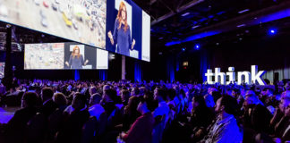 IBM PartnerWorld at Think 2018 conference in Las Vegas