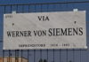 Via Werner Von Siemens a Milano