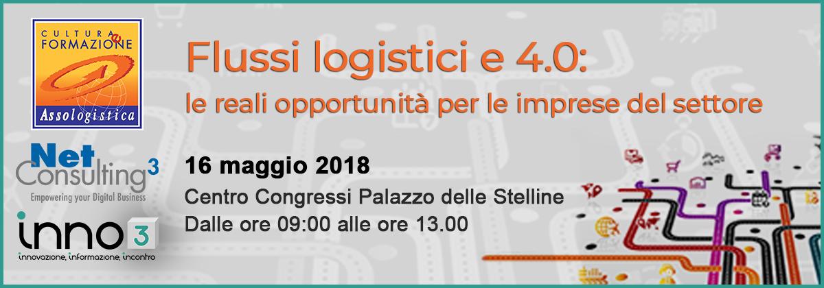 Assologistica - Flussi logistici e 4.0