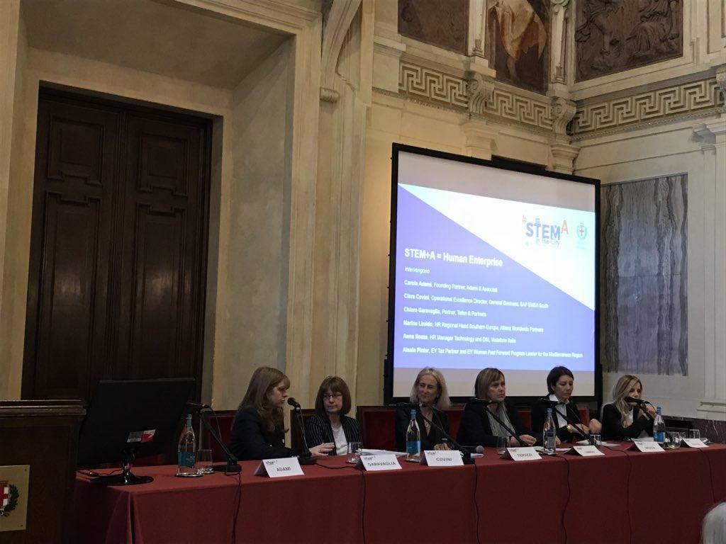 Moderazione di Emanuela Teruzzi, Direttore Responsabile di Inno3