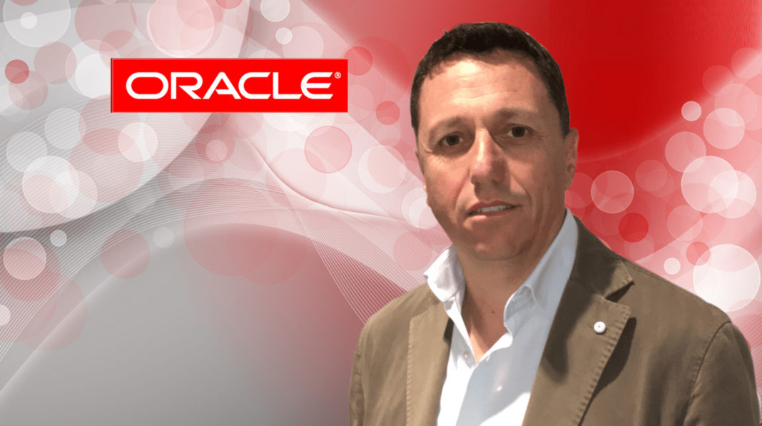 Simone Marchetti, Sales Development Manager, Digital Supply Chain Solutions di Oracle