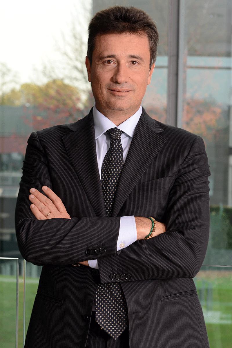Emanuele Baldi, General Manager e Amministratore Delegato di Lenovo