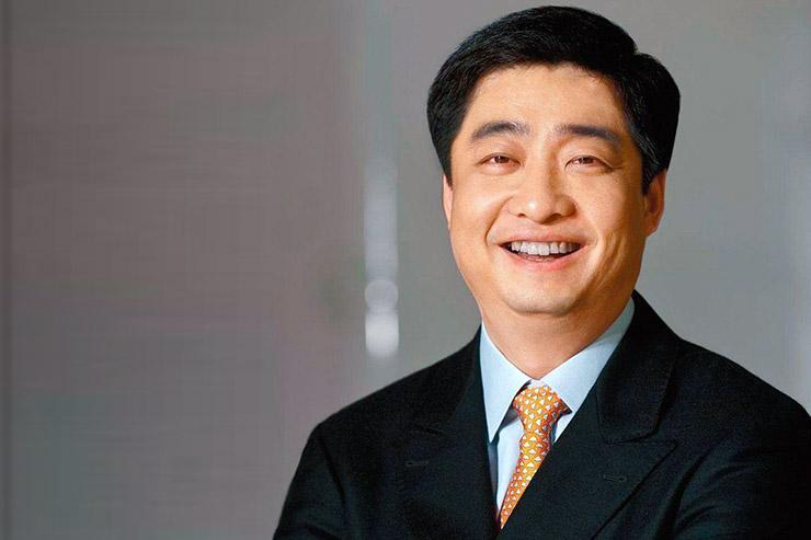 Ken Hu, Chairman Huawei