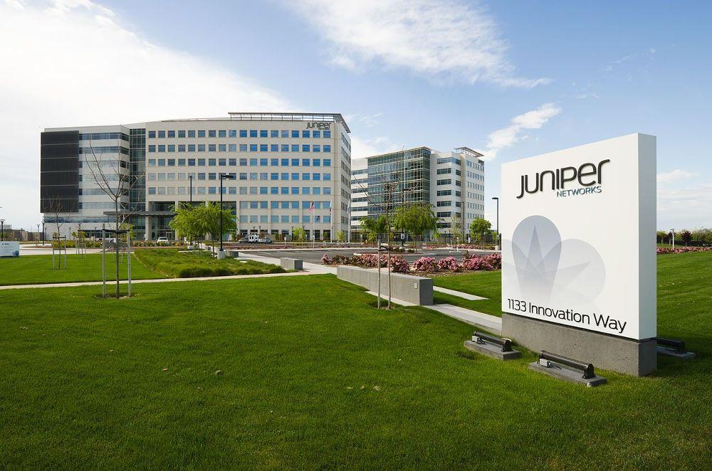Sede Juniper Networks - Sunnyvale, California