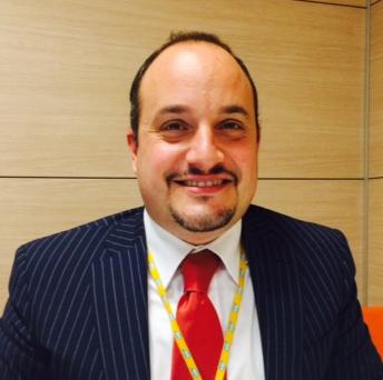Alessandro Passoni, Head of Sales SAP Cloud Platform, SAP EMEA South