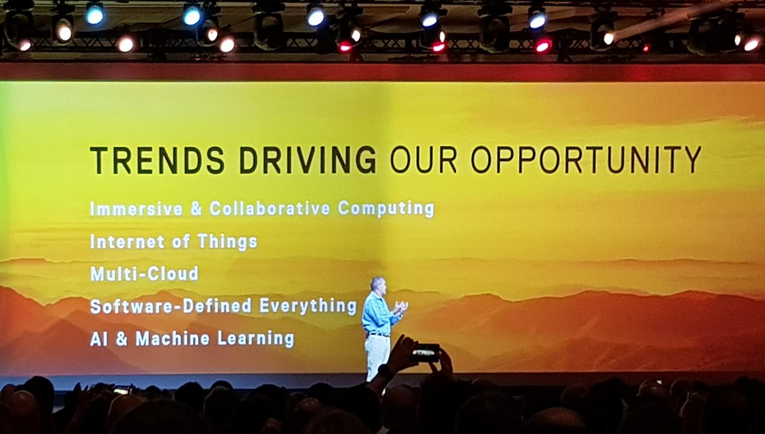 Dell Technologies World 2018 a Las Vegas