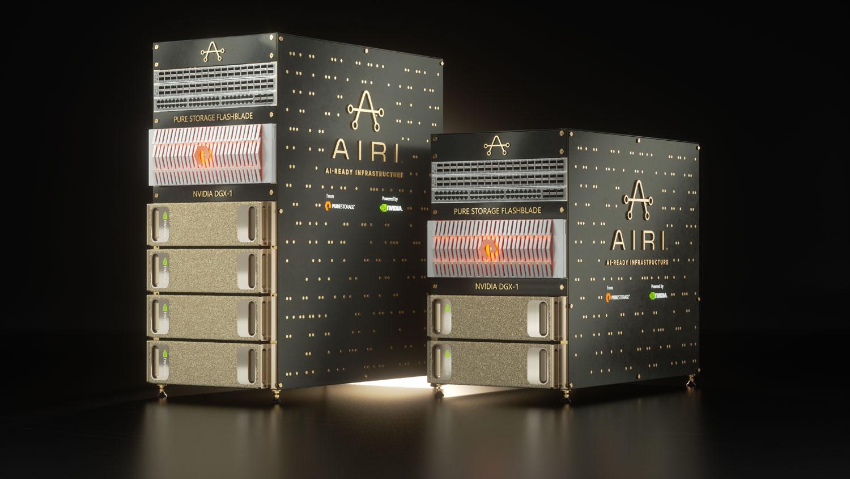 AIRI e AIRI-Mini di Pure Storage