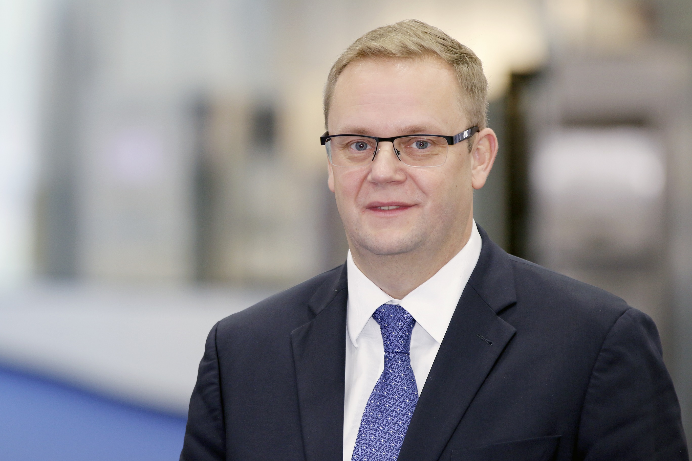 Andreas Keiger, executive vice president Global Business Unit IT di Rittal
