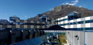 Data Center di Engineering a Pont Saint Martin-Aosta