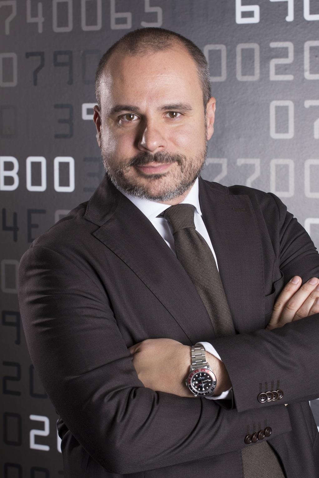 Emiliano Massa, Sr Director Sales South Europe di Forcepoint