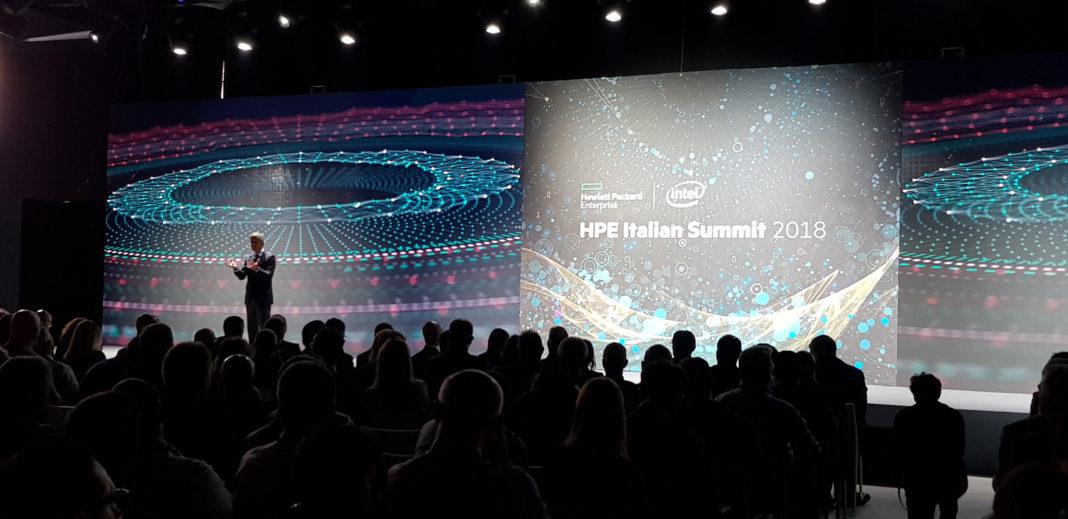HPE Italian Summit 2018 - Stefano Venturi, Vice Presidente, Amministratore Delegato Gruppo Hewlett Packard Enterprise in Italia