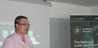 Morten Lehn, general manager di Kaspersky Lab