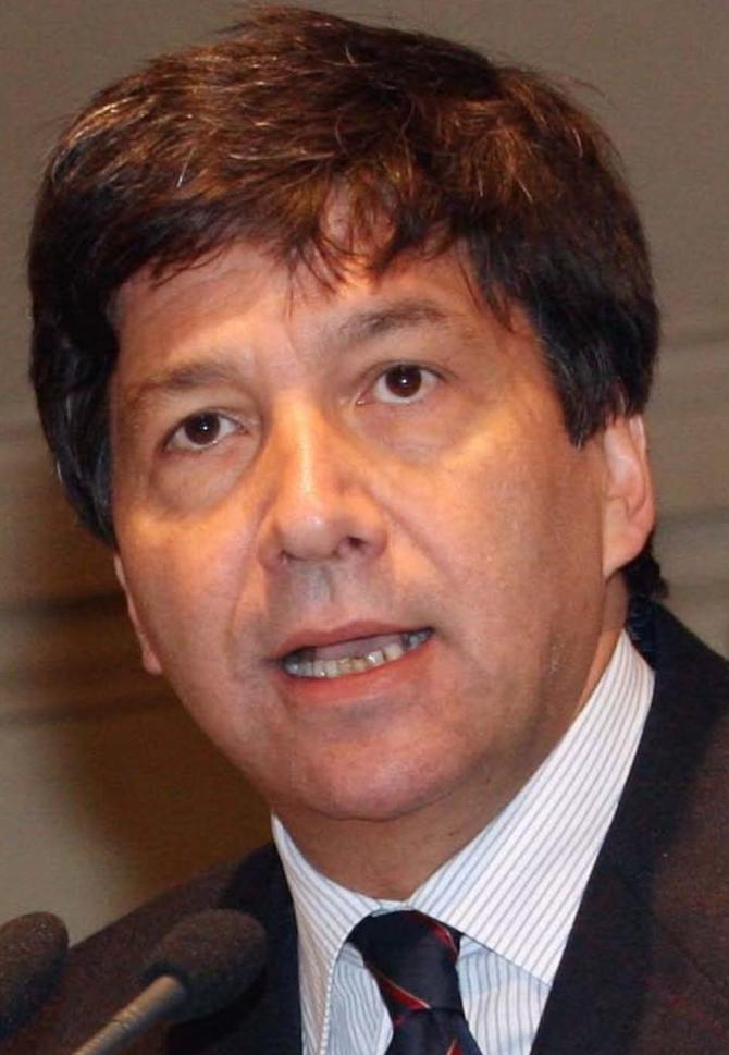 Lorenzo Tagliavanti, presidente Camera di commercio di Roma