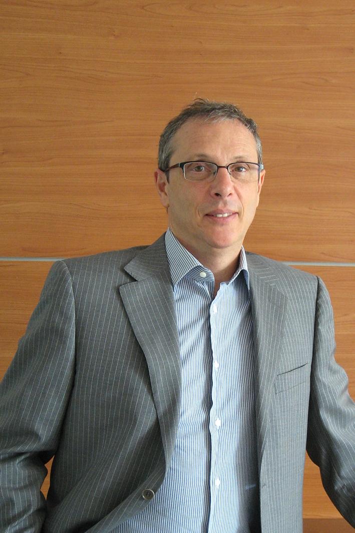 Smeraldo Fiorentini,direttore generale Trasporti e Logistica di Almaviva
