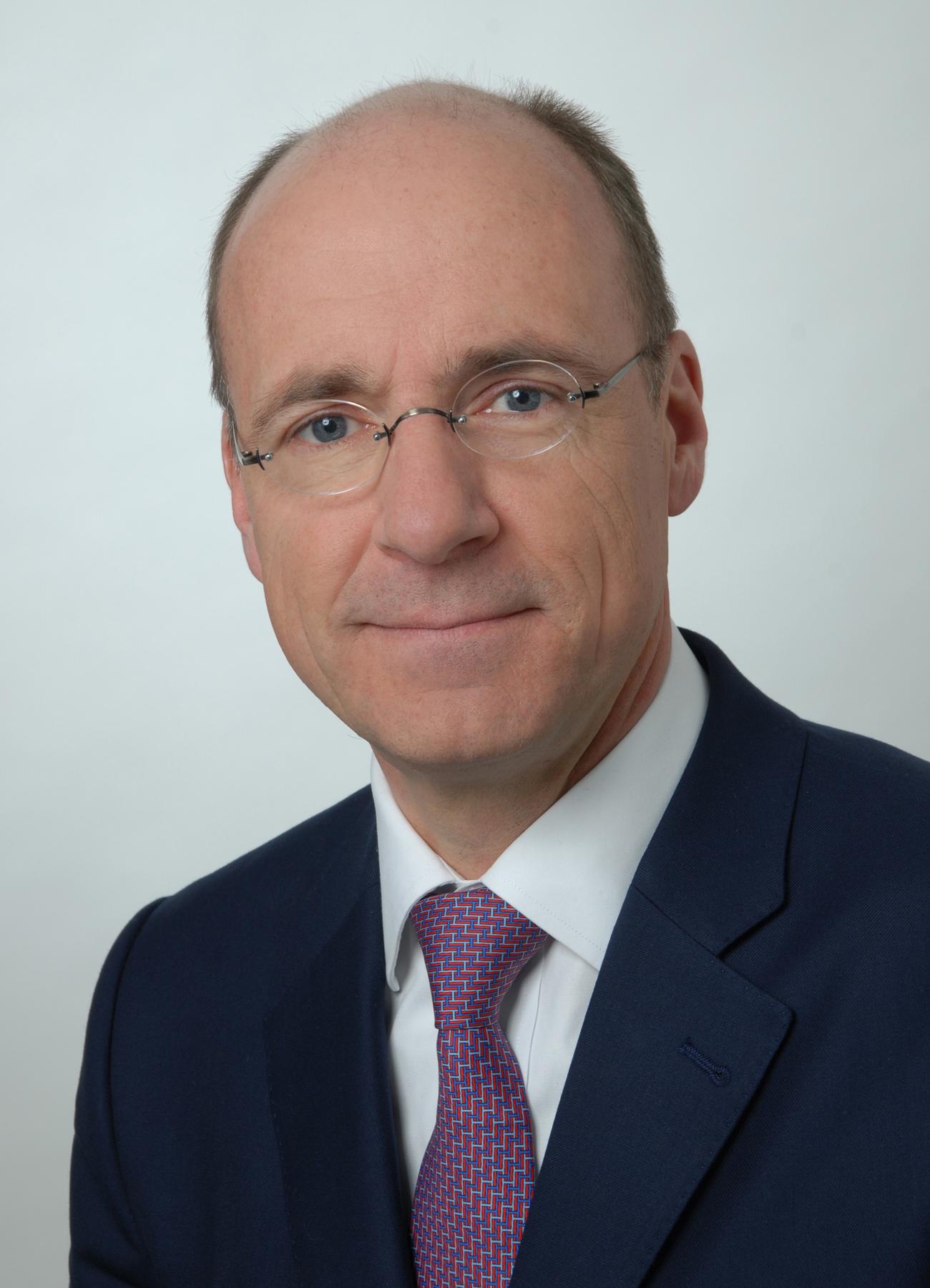 Volkhard Bregulla, vice president vendite globali, produzione, automotive e IoT, HPE