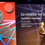 Fujitsu World Tour - Yoshikuni Takashige, Vice President, Marketing Strategy and Vision di Fujitsu Limited